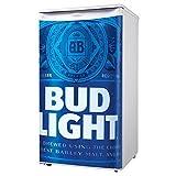 Danby Bud Light Logo Beer Compact Mini Mancave Bar Dorm Home Fridge Refrigerator