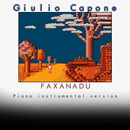 Faxanadu (Piano Instrumental Version)