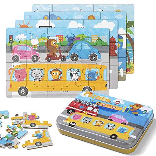 Puzzles Infantiles 3 Años Marca ZWOOS