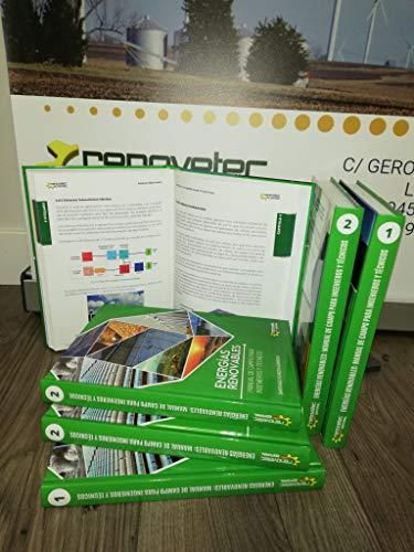 ENERGÍAS RENOVABLES: manual de campo para ingenieros y técnicos. 2 Volúmenes