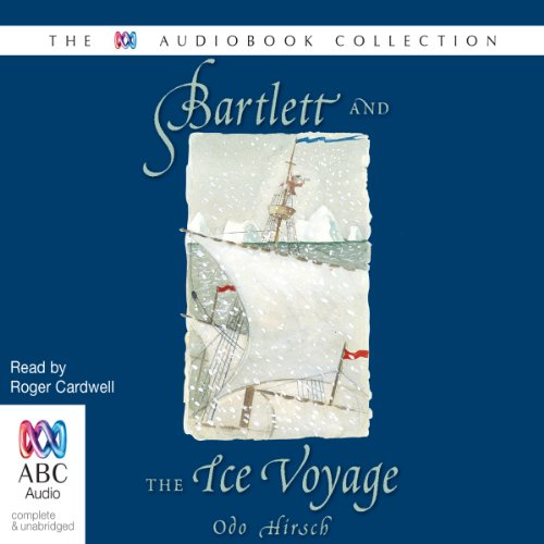 Bartlett and the Ice Voyage audiobook cover art