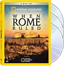 national geographic rome dvd