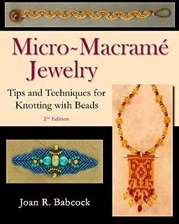 Bohemian Macram/é Unique Macram/é Jewelry Projects