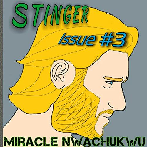 Stinger: Issue 3 audiobook cover art