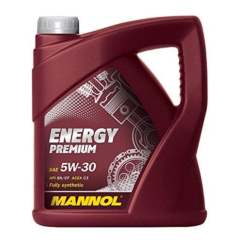 MANNOL MN7908-4 Energy Premium 5W-30 Motoröl API SN/CF 4L