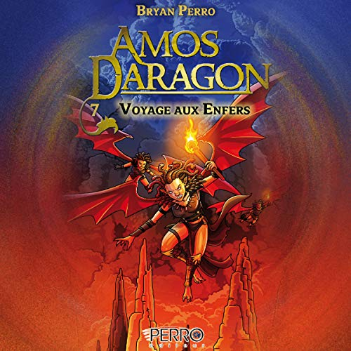 Voyage aux Enfers [Journey to the Underworld] audiobook cover art