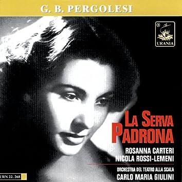 Giovanni Battista Pergolesi: La Serva Padrona