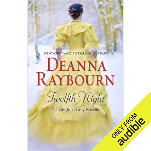 Twelfth Night audiobook cover art