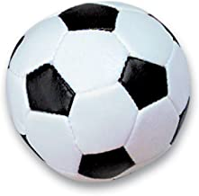 TWO DOZEN 2'' SOFT STUFF SOCCER BALLS -Party Favor-Game Prizes Sports Themed Birthday Parties-Package of 24