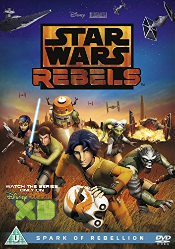 Star Wars Rebels: Spark of Rebellion [DVD]