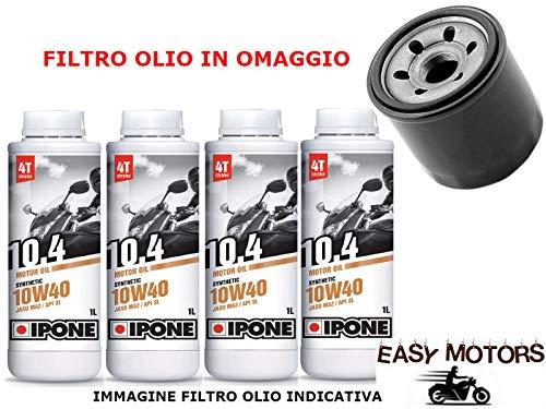 Desconocido Kit DE Mantenimiento DE Motor DE Aceite 10W40 IP