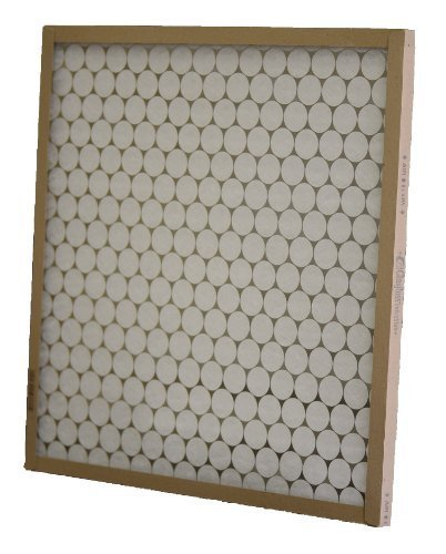 Glasfloss Industries PTA20251 PTA Series Heavy Duty Disposable Panel Air Filter, 12-Case by Glasfloss Industries