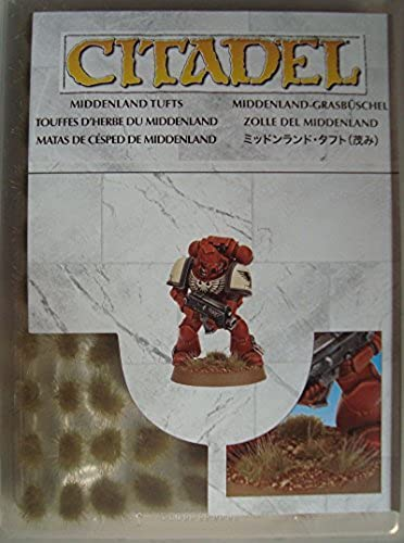 ahorra 50% -75% de descuento Citadel Citadel Citadel Middenland Tufts by Games Workshop  ventas en linea