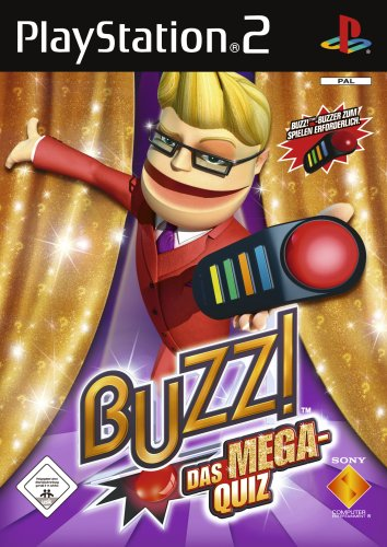 BUZZ! Das Mega-Quiz [Edizione : Germania]