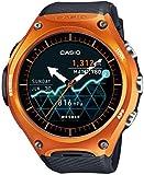 [カシオ] 腕時計 スマートアウトドアウォッチ Smart Outdoor Watch WSD-F10RG ブラック