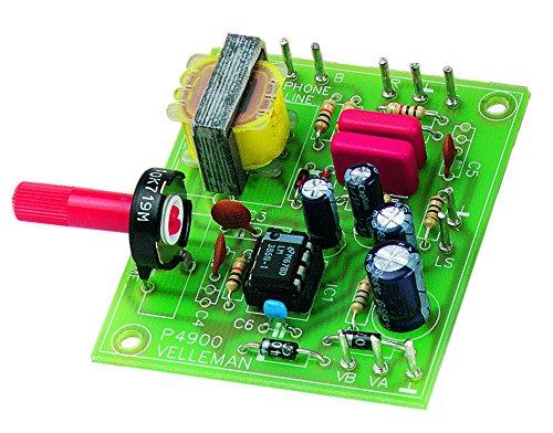VELLEMAN - K4900 telefoon versterker 840132