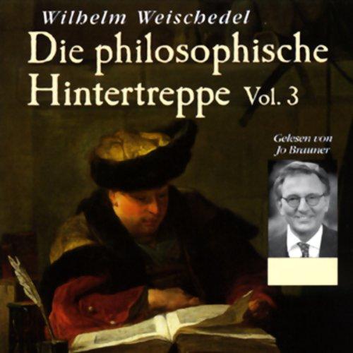 Die philosophische Hintertreppe 3 Titelbild
