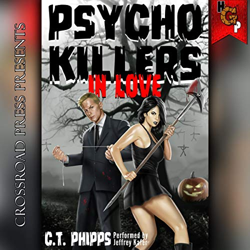 Psycho Killers in Love  By  cover art
