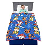 Franco Kids Bedding Super Soft Plush Throw Blanket, 46' x 60', Paw Patrol