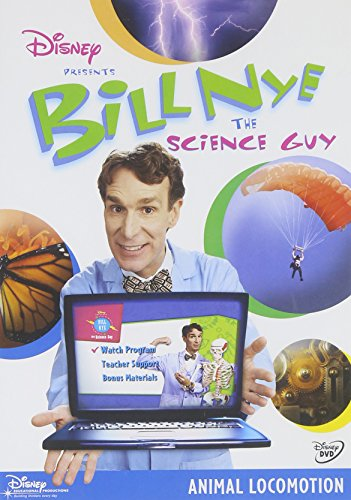 Bill Nye the Science Guy: Animal Locomotion Classroom Edition [Interactive DVD]