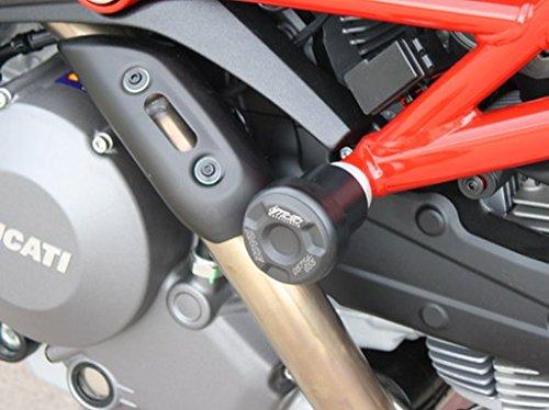 GSG-Moto Sturzpads Ducati Monster 696 / Monster 796 / Monster 1100 / S