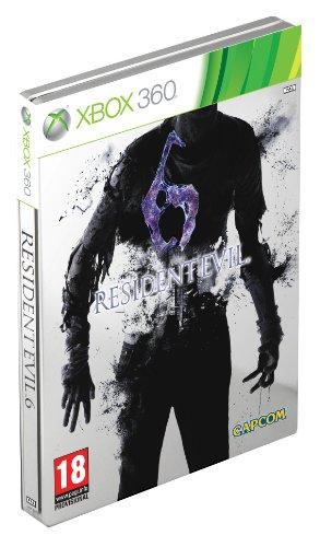 Resident Evil 6 Steel Book (Xbox 360) [UK IMPORT]