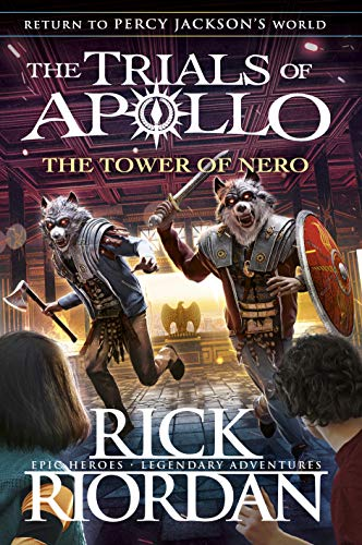 The Tower of Nero (The Trials of Apollo Book 5) (English Edition)
