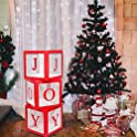 Staraise Christmas Decorations Joy Box