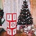 Staraise Christmas Decorations Joy Box