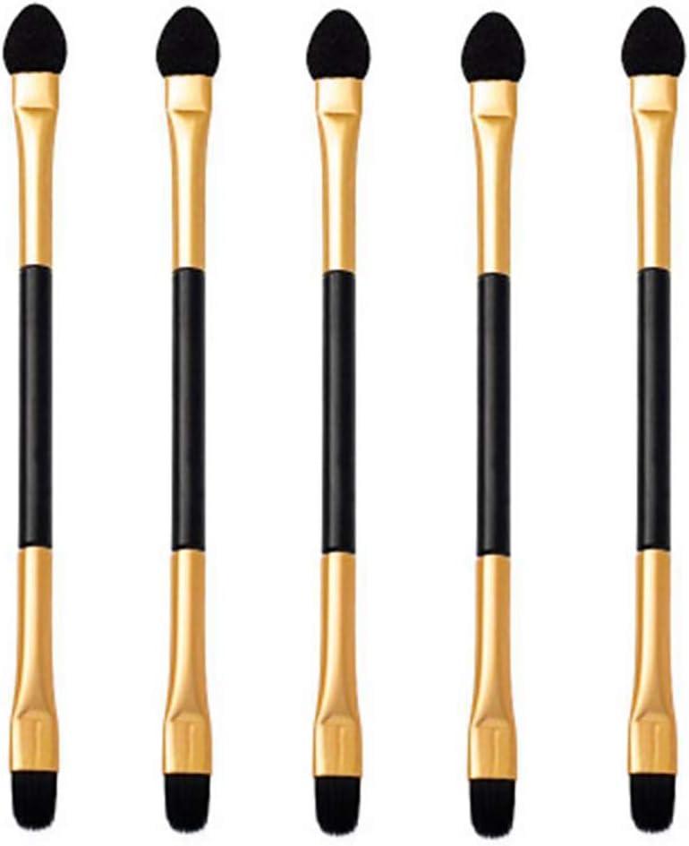 ccHuDE 20 Pcs Fashionable Double Head Brushes Eyeshadow Sides Max 88% OFF Dual