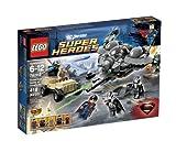 LEGO Superheroes Superman Battle of Smallville 76003 Interlocking Set