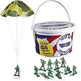 Lansay- Toy Story-Seau de 72 Soldats 4 Figurine- 64517