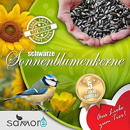 Sonnenblumenkerne schwarz 25 kg erstklassige Qualität Wildvogelfutter