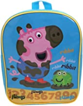 Peppa Pig - Mochila escolar George (Trade Mark Collections PEPPA001239)