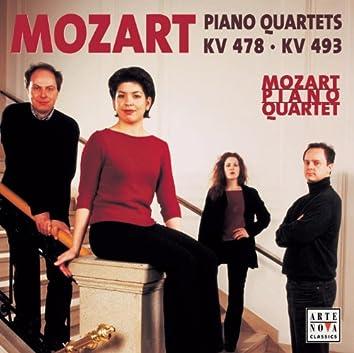 Mozart: KV 478, KV 493