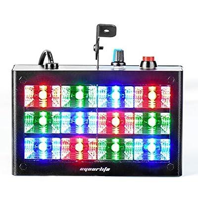 Eyourlife 12 LED 60 W RGB LED Strobe Light Stage Lighting Led Party Bar For Disco Party Club Bar DJ