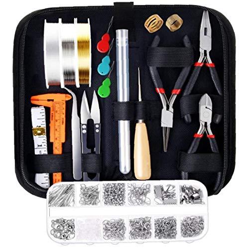 Joyería Que Hace Fuentes Kit, Kit De La Joyería Que Hace con La Joyería Que Hace Las Herramientas para Hacer La Joyería, Reparación Y Rebordear
