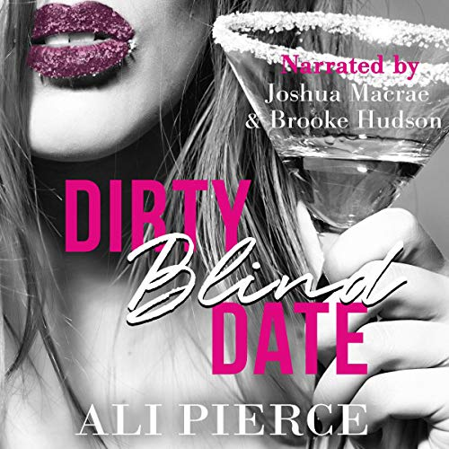 Dirty Blind Date audiobook cover art