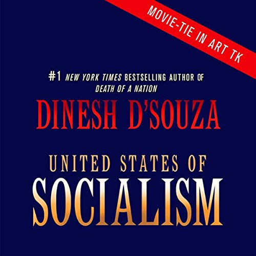 The United States of Socialism audiobook cover art