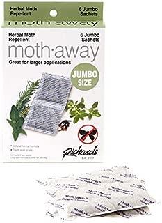 Richard's Homewares - Garment Care Moth Away Herbal Moth Repellent - 18 Count
