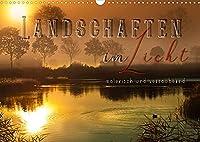 Landschaften im Licht - malerisch und verzaubernd (Wandkalender 2022 DIN A3 quer): Einzigartige Lichtstimmungen, eingefangen in meisterhaften Landschaftsaufnahmen. (Monatskalender, 14 Seiten )