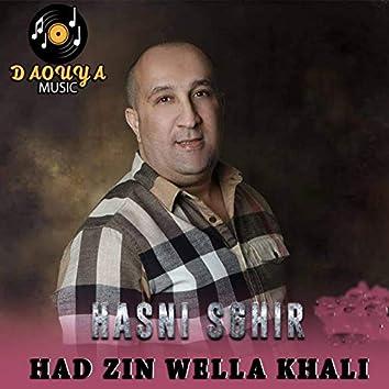 Had Zin Wella Khali