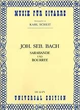 Bourree from 2nd Violin Sonata
