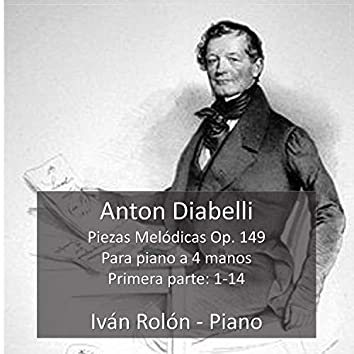 Piezas melódicas Op. 149 (Primera parte)