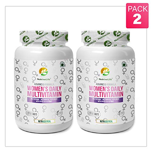NutrineLife Women's Daily Multivitamin...