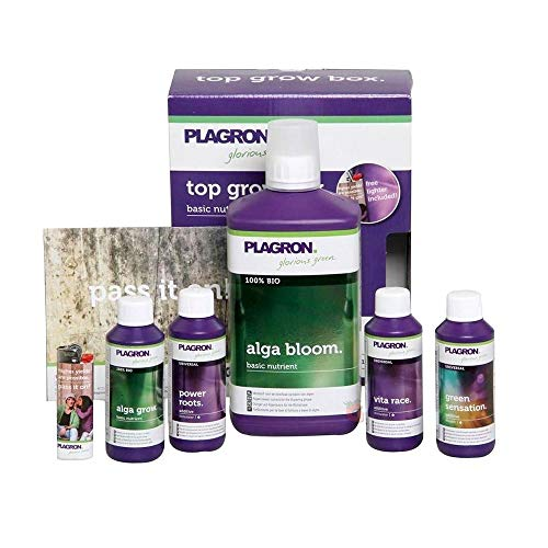 Plagron Top Grow Box 100% naturel, 23 x 18 x 8 cm