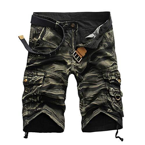 Venmo Chino Shorts voor heren met trekkoord en shorts voor bermuda stretch fit festival jongen gifts sportbroek strandbroek werkbroek korte shorts