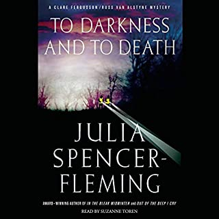 To Darkness and to Death audiobook cover art