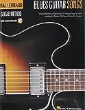 Blues Guitar Chansons (Livre d'onglets) (Livre d'onglets & CD)