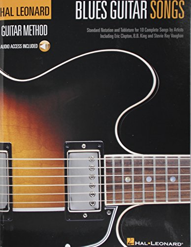Blues Guitar Songs (Tab Book) (Includes Online Access Code)